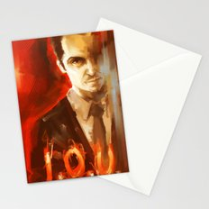Jim Moriarty Stationery Cards