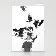 Dream Thief Stationery Cards