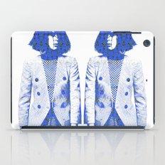 Suit iPad Case