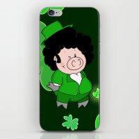 Luck Of The Irish iPhone & iPod Skin