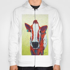VACCA- Cow painting Hoody