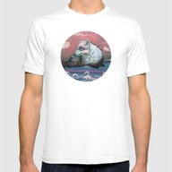 T-shirt featuring Lone Wolf by Mat Miller