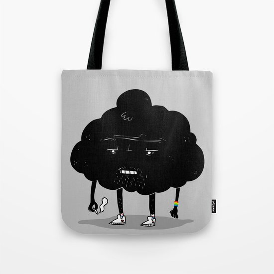 Mr. Optimistic Tote Bag