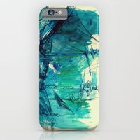 ship iPhone & iPod Cases featuring Ship by Hilary Dow