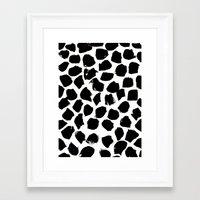 101 Framed Art Print