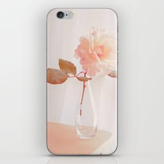 Diaphanous Rose iPhone & iPod Skin