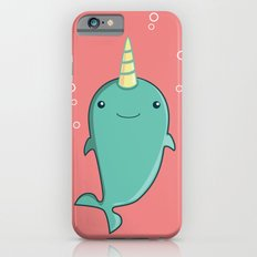 Friendly Narwhal iPhone 6 Slim Case