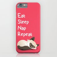 Cat's Life iPhone 6 Slim Case