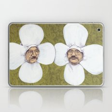 Flower Men Laptop & iPad Skin