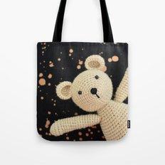 Teddy Boy Tote Bag