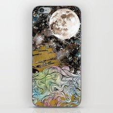 Polnoc iPhone & iPod Skin