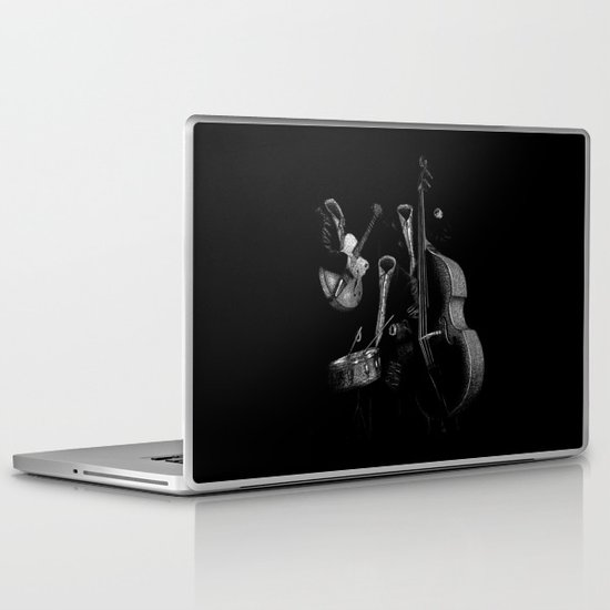 The Invisibles Laptop & iPad Skin