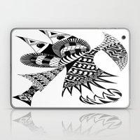 Ubiquitous Bird Laptop & iPad Skin