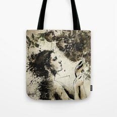 7 of Pentacles Tote Bag