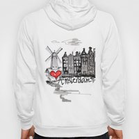 I Love Amsterdam Hoody