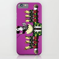 chorus line iPhone 6 Slim Case