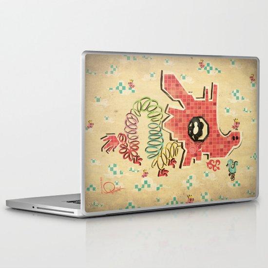My Childhood Dragon Playground Laptop & iPad Skin