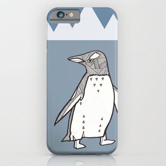 lil penguin iPhone & iPod Case