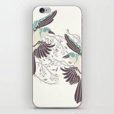 Birds of Summer iPhone & iPod Skin
