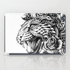 Ornate Leopard Black & W… iPad Case
