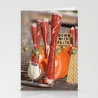 Antipasta Protest Stationery Cards