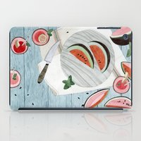 The Watermelon Season iPad Case