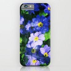 bluest ones iPhone 6s Slim Case