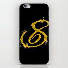 My S6tee iPhone & iPod Skin