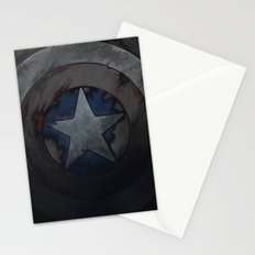 Captain Steve Rogers Stationery Cards