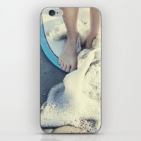 Toes On The Nose  iPhone & iPod Skin