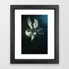 Archaeopteryx Framed Art Print