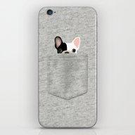 Pocket French Bulldog - … iPhone & iPod Skin