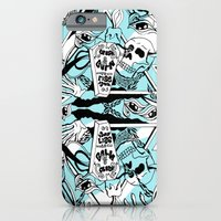 Crash & Burn iPhone 6 Slim Case