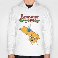 Adventure Time Hoody