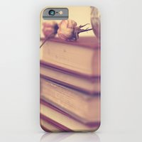 iPhone & iPod Case featuring Books by Julia Goss Photography