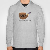 This is not a pipe. Hoody