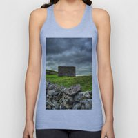 The Pennine Way Unisex Tank Top