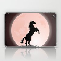 Moon Rider Laptop & iPad Skin
