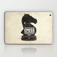 Shawshank Chess Champion… Laptop & iPad Skin