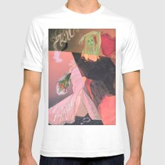Kill, F-CK, Marry Mens Fitted Tee White SMALL