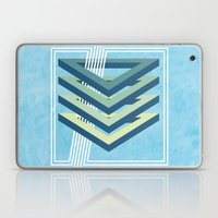 Four Triangles  Laptop & iPad Skin