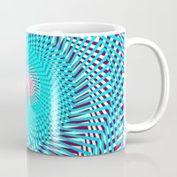 Circular Optical Illusion Mug