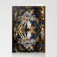 Lionfish Stationery Cards