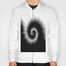 TIE DYE #1 (Black & White) Hoody