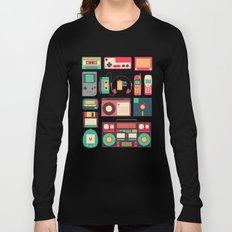 Retro Technology 1.0 Long Sleeve T-shirt