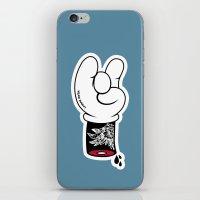 Yeah Baby! iPhone & iPod Skin