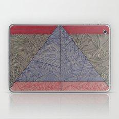 Red, Blue, Orange, Black Laptop & iPad Skin