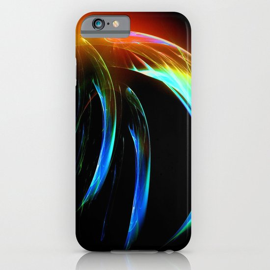 Fractal Medusa iPhone & iPod Case