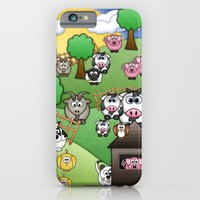 Down On Dingle Dopple Farm iPhone 6 Slim Case