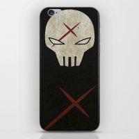 Red X iPhone & iPod Skin